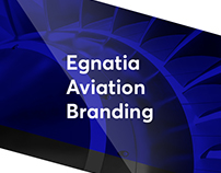 Branding Egnatia Aviation