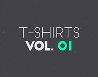 T-Shirts Vol. 01