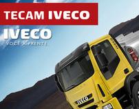Tecam Iveco - Anúncio