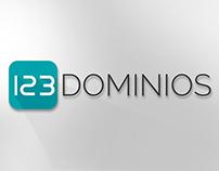 123 Dominios
