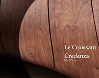 Le' Croissant Credenza