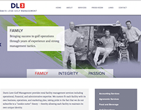 Davis Love Golf Management WordPress Website