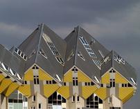 Piet Blom - Cubic Houses
