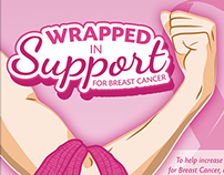 Wrapped in Support Illustration - The Blood Connection