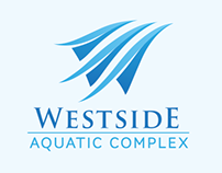 Westside Aquatic Complex Logo Design