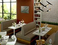 cafe project design