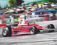 Ferrari 312T - Niki Lauda 1975