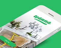 Wanna - App Concept