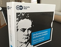 "Deutsche Welle – CD Packaging ""Beethoven"""