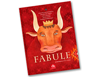 Romanian Fables Book