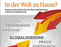 """Handelsblatt & HSBC Ad: """"In der Welt zu Hause?"""""""