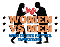 Woman Investments Infographic