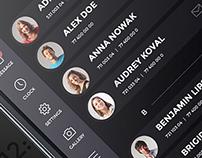 PROGBOSS - Launcher App LOGO | UI Concept [GIF]