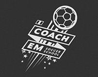 Coach Em Soccer School