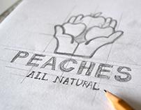 PEACHES all natural
