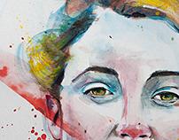Cristina portrait