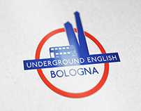 LOGO & CD | Underground English