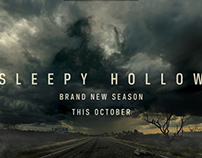 SLEEPY HOLLOW - NBC UNIVERSAL