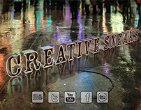 CREATIVE SNEAKS WEBSITE