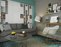 Lifebox tv room