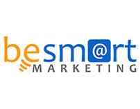 Be Smart Marketing logo design