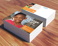 Foster Parent Recruitment - Mailer Campaign