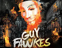 Guy Fawkes Flyer