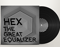 The Great Equalizer - HEX (Album art)