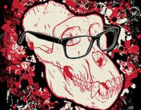 GIDH Apparel | Nerd Skull
