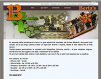 Web Berta's Xocolat