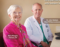 West TN Neuroscience and Spine Testimonial Ad