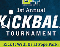 Lift Wellness Center's 1st Annual Kickball Tournament