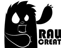 Rawr! Creations Logo