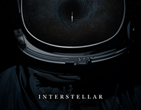 Interstellar Alternative Movie Poster