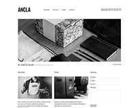 ANCLA Studio Website