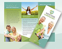 West End Cardiology Brand Identity and Website