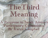 The Third Meaning