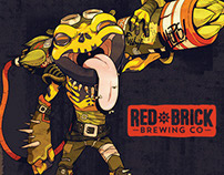 Atomic Frog - Red Brick Brewing