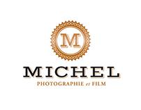 Michel Photo et Film Logo & Branding