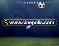 Cinépolis Cinepass Brasil 2014