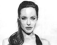 Angelina Jolie in 2005