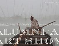 Alumni/ae Art Show _ Pat Wood Prize Benefit