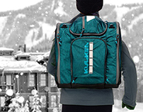 Kulkea - Powder Trekker - ski boot bag