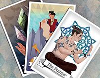 """Design """"Tarot"""" Cards"""