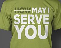 Gathering : G3 Volunteer Shirts