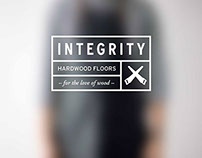 Integrity Floors Brand Identity