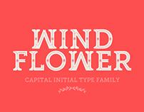 WINDFLOWER | FONT