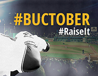 Buctober Facebook Cover Photo