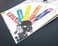 Conceptual Rebrand & Catalog