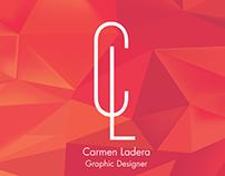 Carmen Ladera Graphic Designer | Professional Branding
